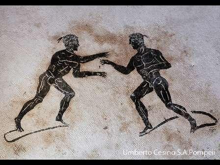 olimpiadi Pompei