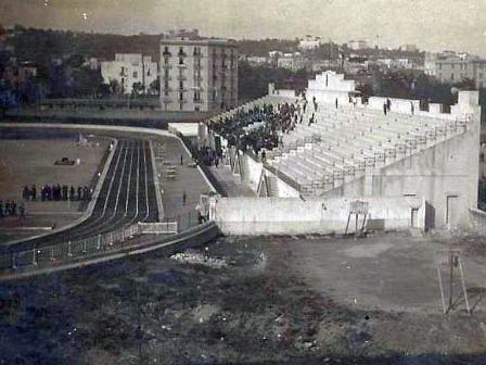 Costruzione Stadio Collana