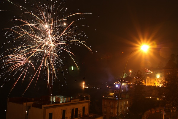New Years Eve Naples Italy   Napoli Unplugged New Years Eve Naples Italy 2009 2010