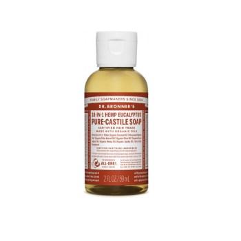 Pure-Castile Liquid Soap - Eucalyptus
