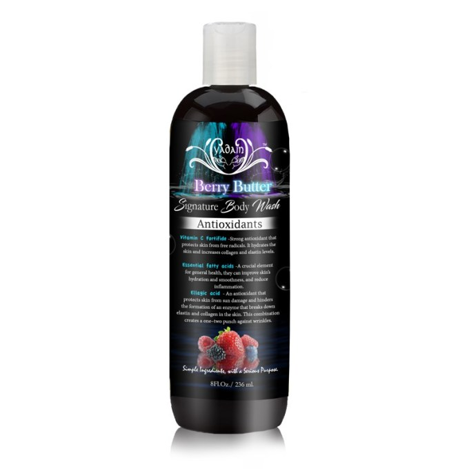 Berry Butter Body Wash