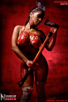 JenniferSkye-Halloween-nappyafro-13