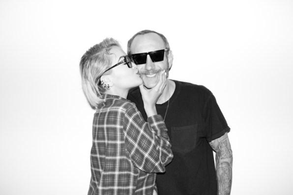 Rita Ora Photoshoot With Terry Richardson