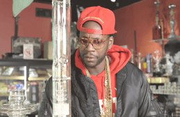 879d6a875125 Video  2 Chainz Smokes Out of a  10