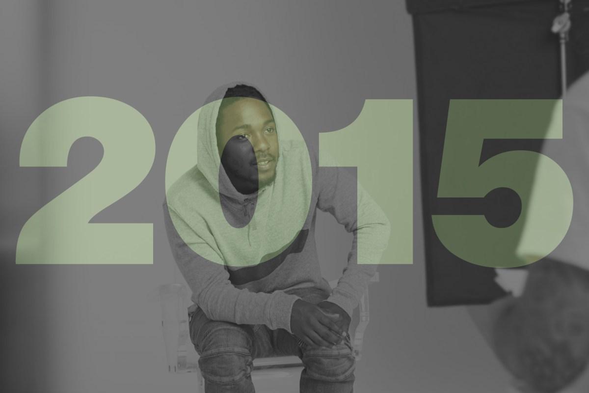 2015 Kendrick