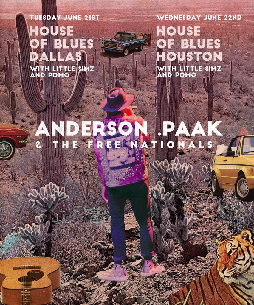 Malibu Nights Concert: Concert Review: Anderson. Paak & The Free Nationals
