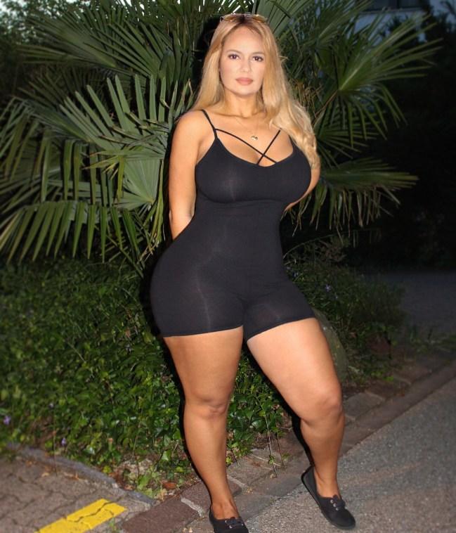 Pamela Alexandra