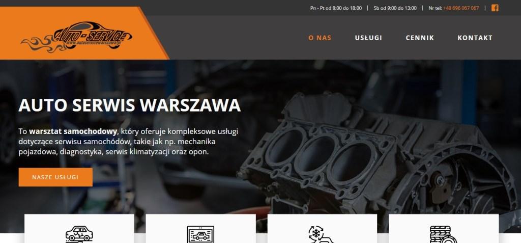 AUTO SERWIS WARSZAWA