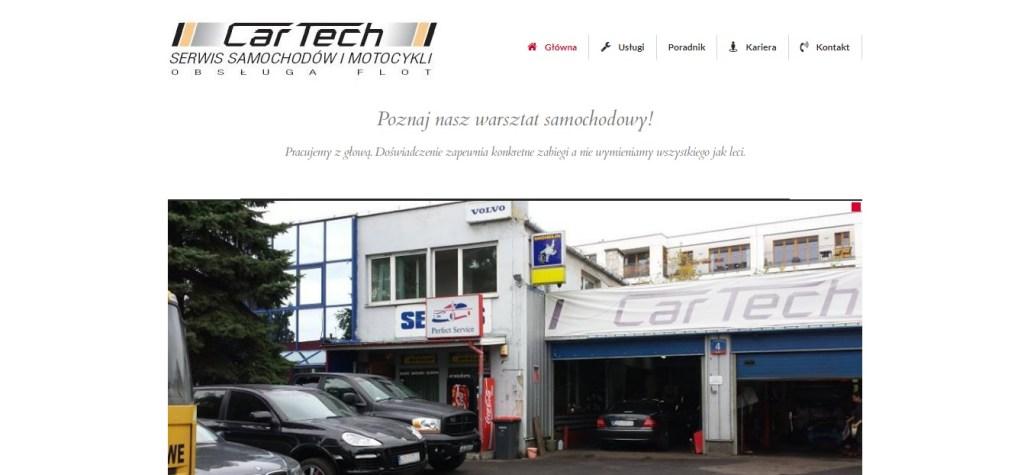 Car Tech - Warsztat Samochodowy