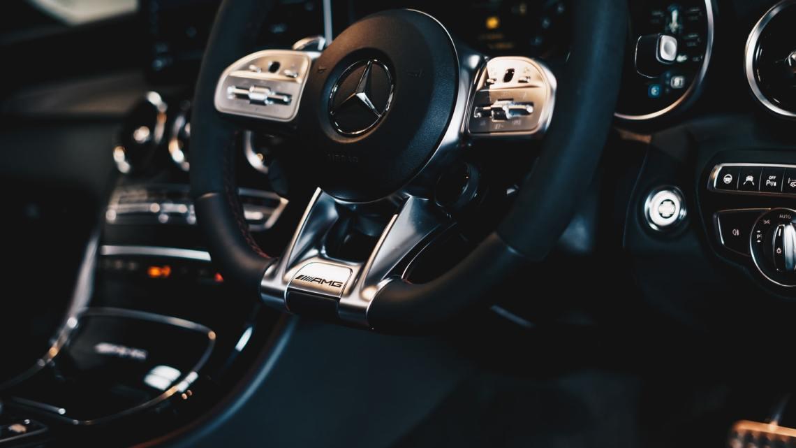 Diagnostyka Mercedes GLC SUV Hybryda