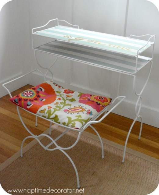 http://www.naptimedecorator.net/uncategorized/little-girls-vanity-makeover/