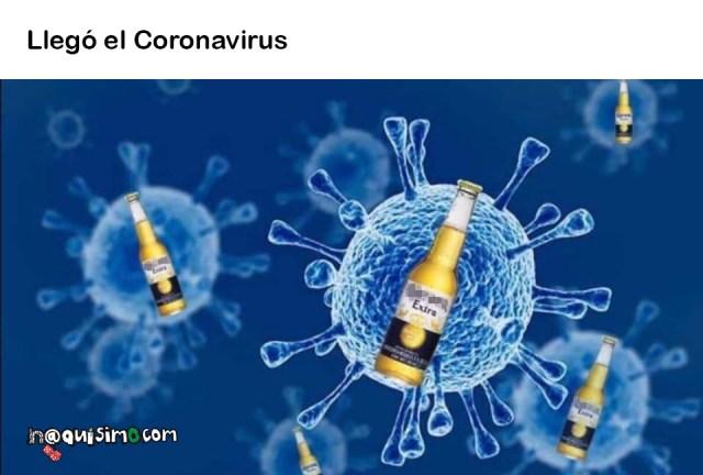 imagenes del coronavirus en mexico, coronitas
