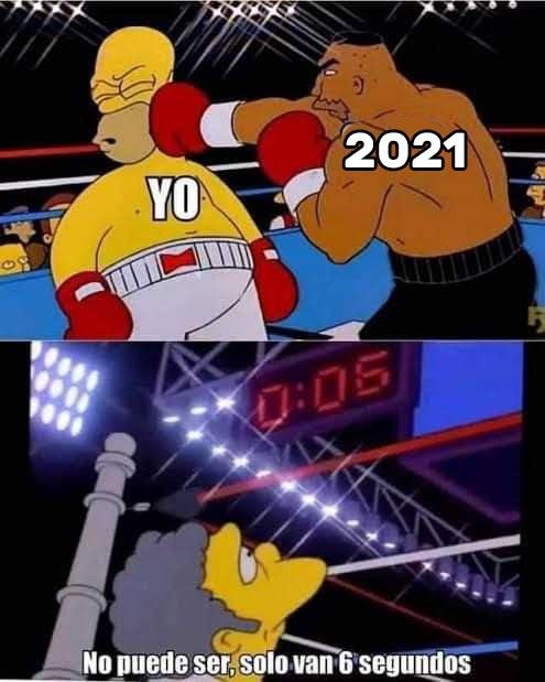 Iniciando el 2021