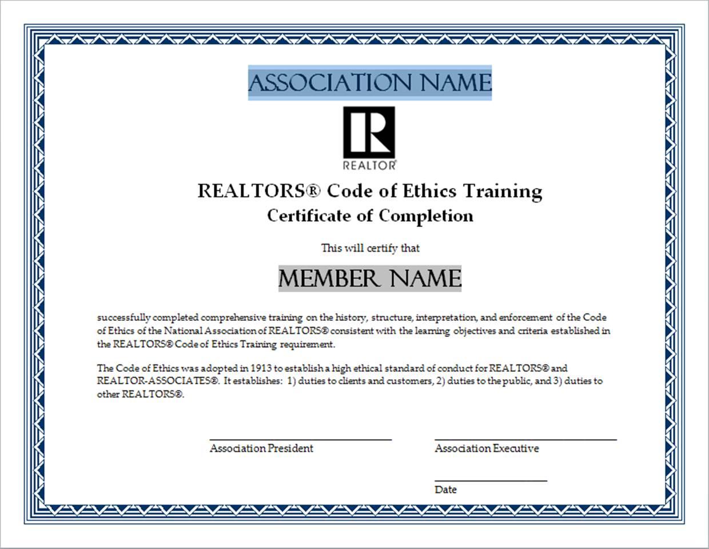 Realtor Certification Courses Tutore