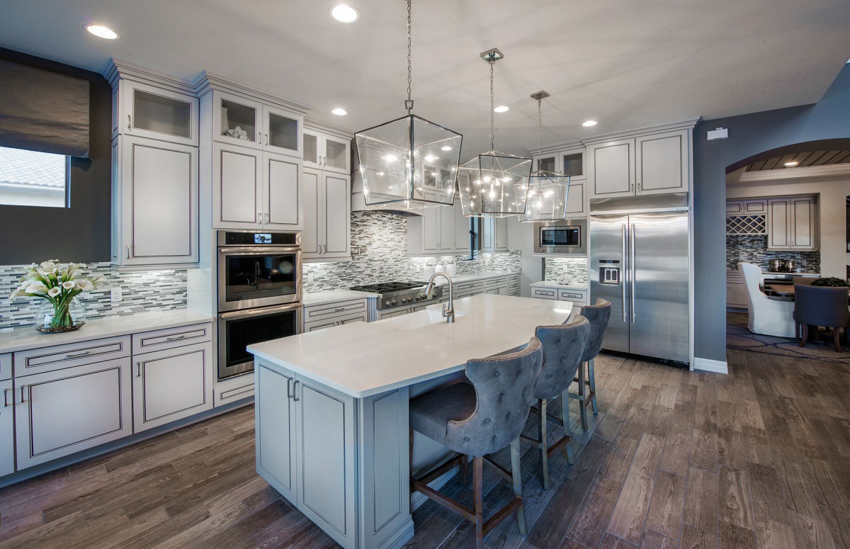 5 Kitchen Design Trends to Take From Model Homes | www.nar ... on Modern:ln_Sacsp1Ua= Kitchen Model  id=38769
