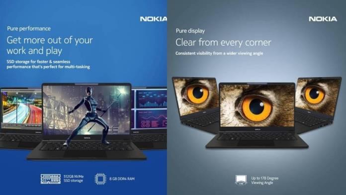 Nokia PureBook X14 laptop Details
