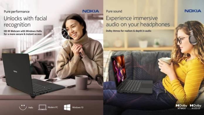 Nokia PureBook X14 laptop Features