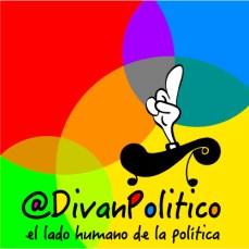 Logo @DivanPolitico con lema