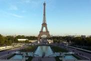 La Torre Eiffel francesa