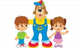 Tin de Happy City con niños