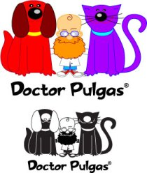 Personajes Doctor Pulgas