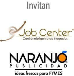 Job Center y NARANJO PUBLICIDAD