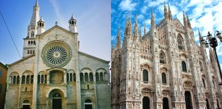 Cattedrali Gotiche e Romaniche