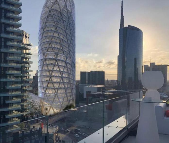 La Città del Futuro: Torre Unipol di Milano