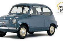 L'Italia del boom: la Fiat 600