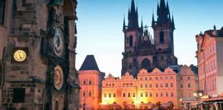Praga: il centro storico