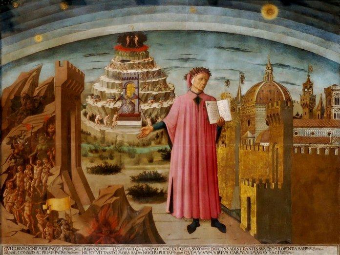La Divina Commedia. Alcune riflessione sul famoso incipit. Forse Dante si sarebbe ispiarto ad altri testi alto medievali.