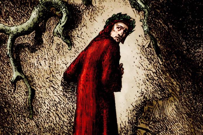 Dante in Filigrana: la storia dell'immagine dantesca sui moneta e francobolli