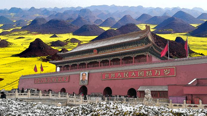 Cina: città e campagne. lezione online dedicata allo sconfinato spazio del mosaico cinese