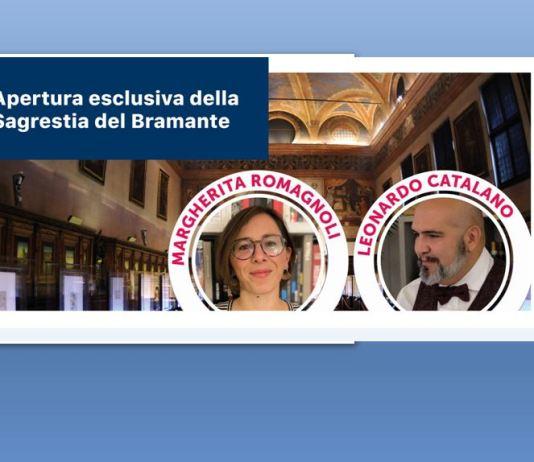 Sacrestia del Bramante: apertura straordinaria riservata ai docenti