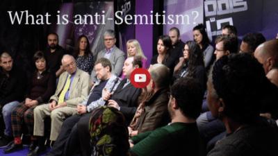 Anti-Semitism YouTube