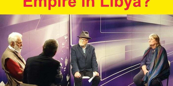 Turkey in dream of a new Ottoman Empire in Libya-Kalima Horra - Square George Galloway Almayadeen Majid Khabazan Narcissi Ella Rule