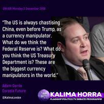 US sanctions against Dollar hegemony Adam Garrie
