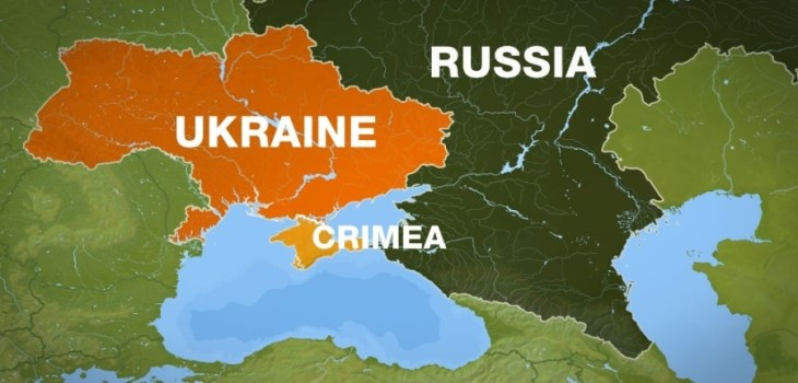 Ukraine Russia dispute over Crimea