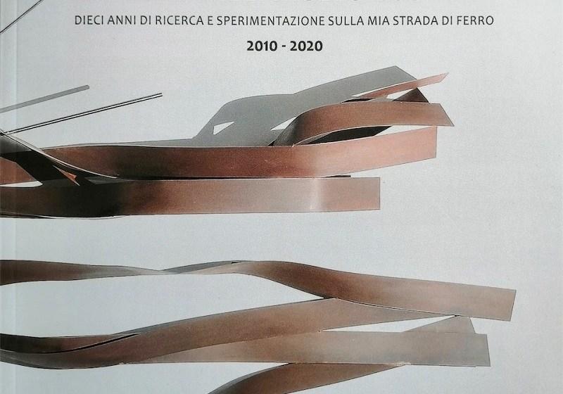 DIECI ANNI DI RICERCA E DI OPERE: ECCO IL CATALOGO DELLE SCULTURE DI DELL'ANGELO CUSTODE