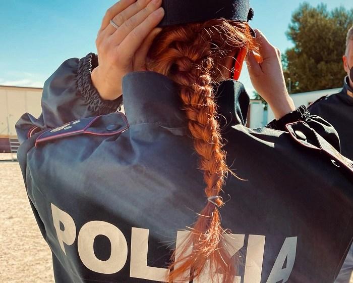 """LA NERETINA ALESSIA MACARO NEL CAST DEL FILM """"COPS 2"""""""