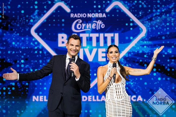 RADIO NORBA CORNETTO BATTITI LIVE: DAL 13 LUGLIO SU ITALIA 1