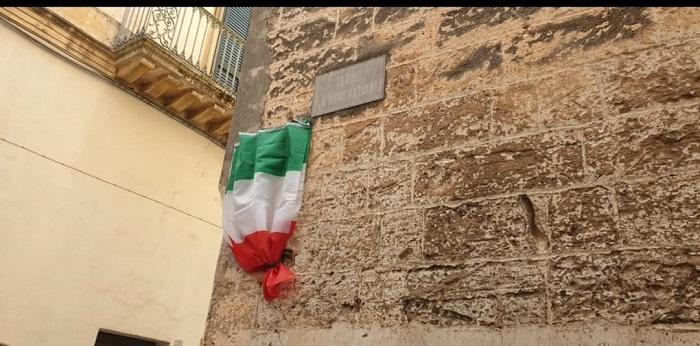 INTITOLAZIONE DI UNA VIA DI NARDÒ AL MAESTRO ALDO SPANO