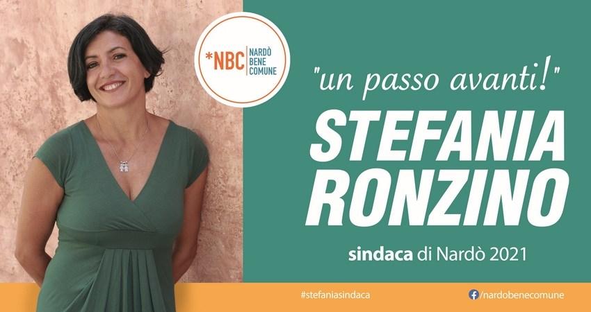 STEFANIA RONZINO SINDACA, IL VIDEO DEL COMIZIO