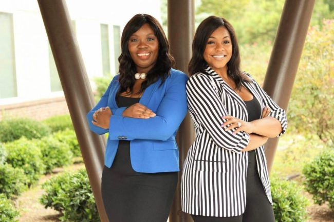 Johnetta Paye and Ernestine Johnson run TREF, a fund designed to helped low-income people invest in real estate.