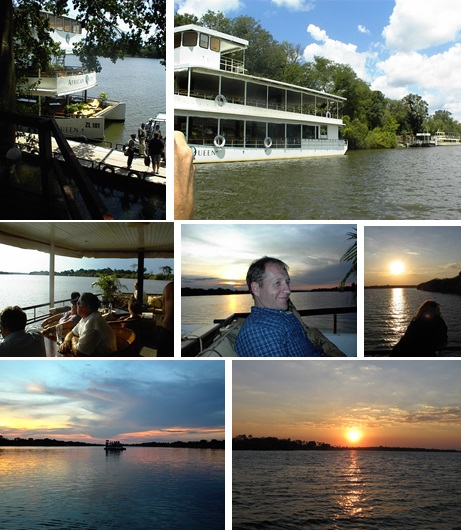 Sunset Cruise - Zambia