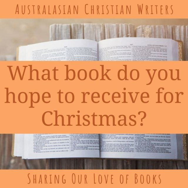 What book do you hope to receive for Christmas?