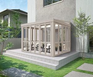 LIXIL ガーデンルーム