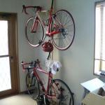 「DIY紹介」自転車ラック