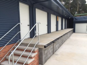 Narooma self storage lockup units