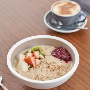Cinnamon Porridge